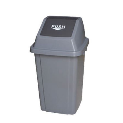 Picture of HINGED LID GARBAGE CAN - 100 L