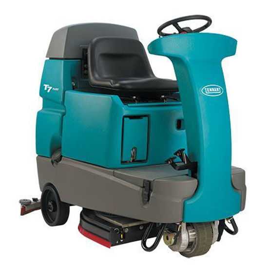 Picture of TENNANT T7 MICRO-RIDER SCRUBBER