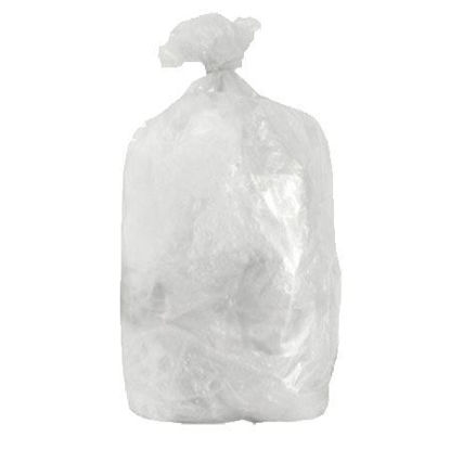 Picture of Garbage bags 26''x36'' Clear Strong (200/CS)