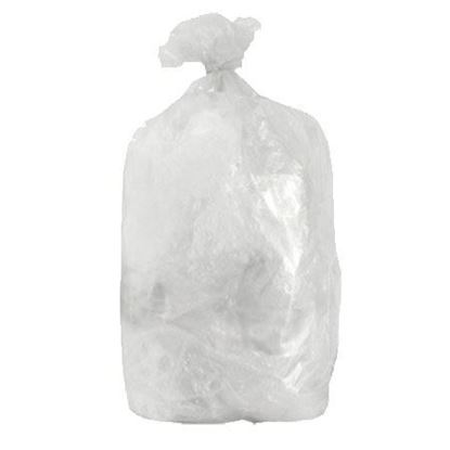 Picture of Garbage bags 26''x36'' Clear Regular (250/CS)