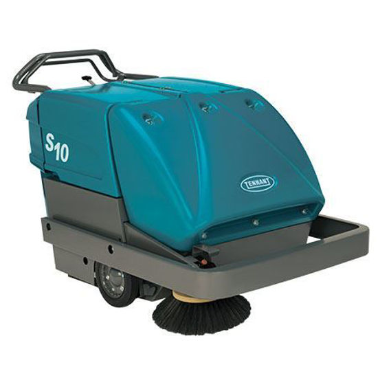 Picture of TENNANT S10 INDUSTRIAL WALK-BEHIND SWEEPER