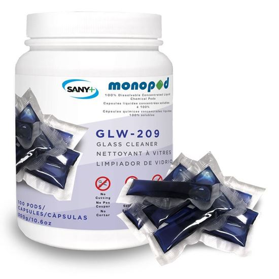 Picture of GLW-209 - Glass cleaner - 100 un. / cont.