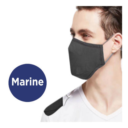 Picture of REUSABLE FACE MASK - NAVY