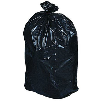 Picture of Garbage Bags  22''x 24'' Regular Black (500/cs)