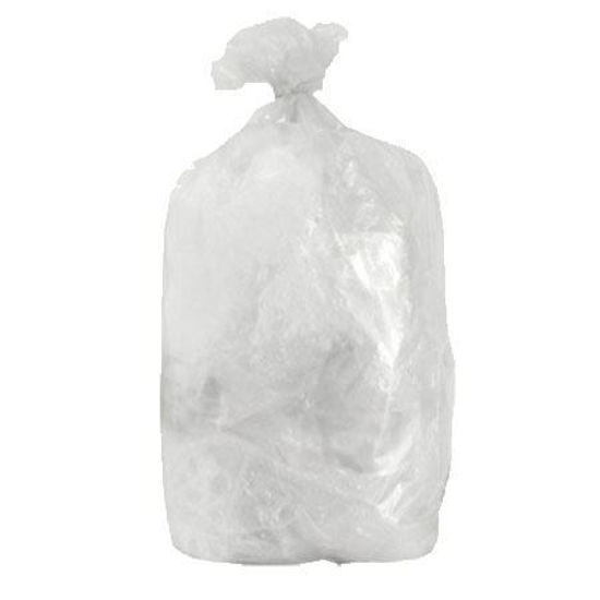 Picture of GARBAGE BAGS  35 ''x 50 '' EXTRA STRONG CLEAR (100/cs)
