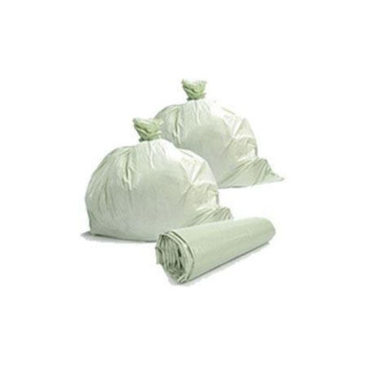 Picture of Garbage bags «100% compostable» 34'' X 48''