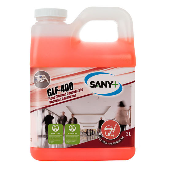 Picture of GLF-400- SCENT FREE FLOOR CLEANER CONCENTRATE - 2 L
