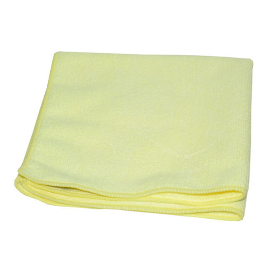 Picture of MICROFIBER CLOTH - YELLOW 16 ''